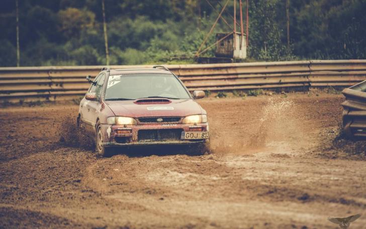 Subaru Gravel 2016/Nerijaus Nakčerio nuotrauka