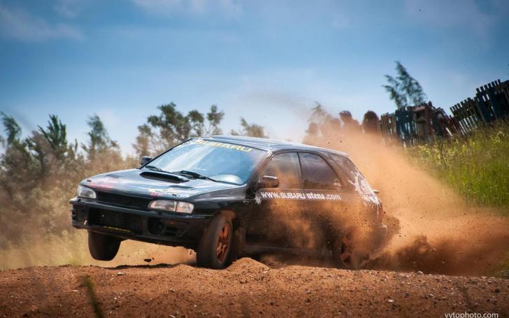 Subaru Gravel