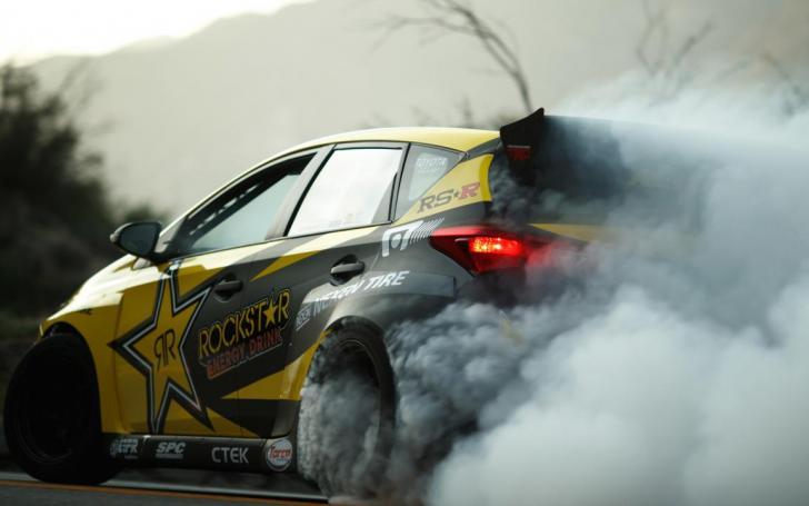 Toyota Corolla/Papadakis Racing nuotrauka