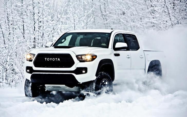 Toyota Tacoma TRD Pro/Gamintojo nuotrauka