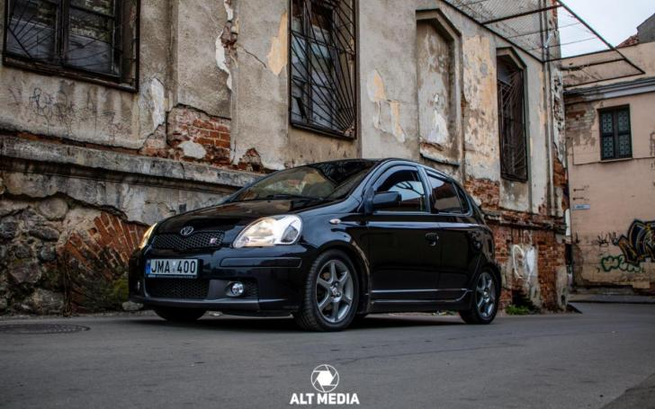 Toyota Yaris TS/ALT Media nuotrauka