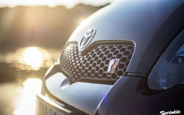 Toyota Yaris TS/Sprinkle nuotrauka