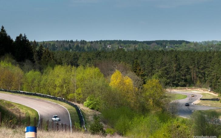 Trackday 2017/Vytauto Pilkausko nuotrauka