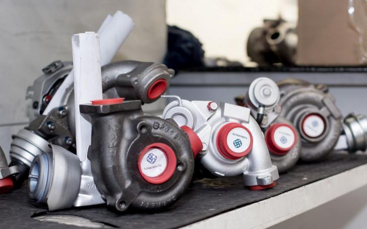 Turbokompresoriai