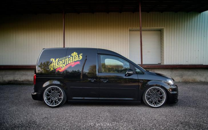 VW Caddy/JD Visual nuotrauka