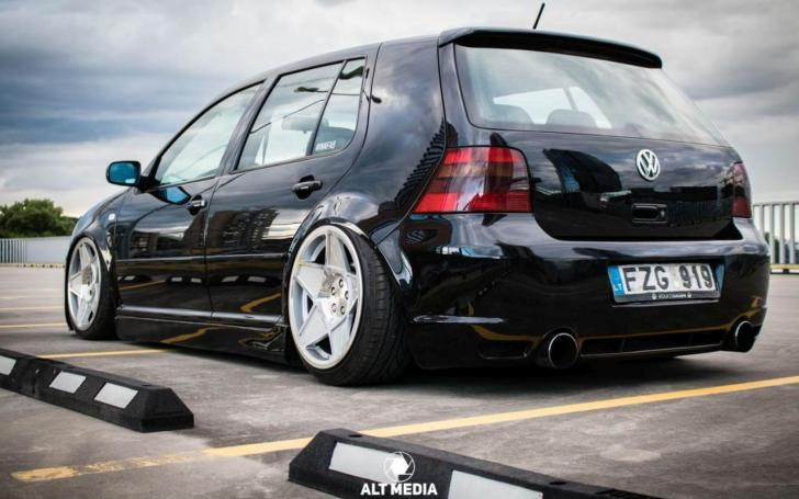 VW Golf Mk4/ALT Media nuotrauka